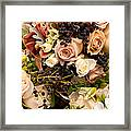 Wedding Bouquets 02 Framed Print