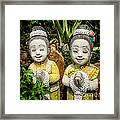 Welcome To Thailand Framed Print by Adrian Evans