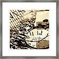 Western Time Framed Print