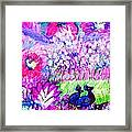 What Do The Birds See Framed Print