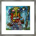 What You See Is Not Alway What You Get Framed Print by Charlie Spear