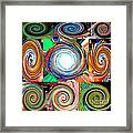 Will It Go 'round In Circles Framed Print