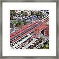 Wilmington Amtrak Framed Print