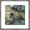 Winding Staircase Framed Print