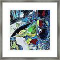 Windows And Waterfalls Framed Print