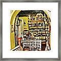 Wine Shop Framed Print