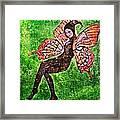 Wings 17 Framed Print