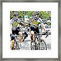 Winners First Framed Print