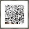 Winter In The Heartland 1 Framed Print