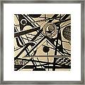 Witchway Framed Print