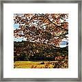 Woodstock Vermont Framed Print