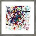 Words Of The Tzaddik 1 Framed Print