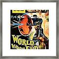 World Without End 1956 Framed Print
