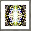 Xadall Framed Print