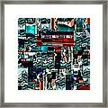Y Framed Print by Coal