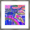 Yesterday It Seemed Life Was So Wonderful 5d25760 Square P45 Framed Print