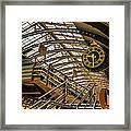 York Railway Station Framed Print
