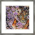 You Are Prrrrrerfect Just The Way You Are Framed Print