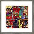 You Saw No Picture 12 Framed Print by David Baruch Wolk