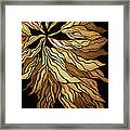 Zen Blossom Framed Print