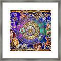 Zodiac Framed Print
