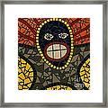 Zulu Man Framed Print