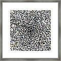 3d Art Abstract Framed Print