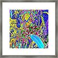 002a Colorful Orchards Framed Print