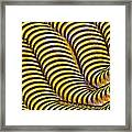 0647 Abstract Thought Framed Print