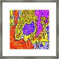 0673 Abstract Thought Framed Print