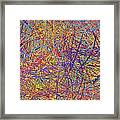 0705 Abstract Thought Framed Print