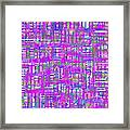 0716 Abstract Thought Framed Print
