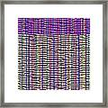 0718 Abstract Thought Framed Print