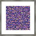 0724 Abstract Thought Framed Print