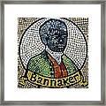 Bannaker Framed Print