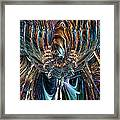 Clutches Of Eternity Fx  Framed Print