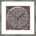 Faces Of Time 2 Framed Print by Mike McGlothlen