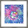 Lighting Effects And Graphic Design Framed Print by Setsiri Silapasuwanchai