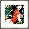 Ma Belle Salope Chinoise No.15 Framed Print