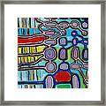 network II Framed Print