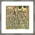 St. Catherine, Italian Philosopher Framed Print