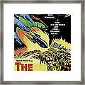 The Lost Missle, 1958 Framed Print by Everett