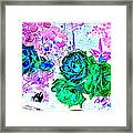 Flowers Flowers And Flowers Framed Print