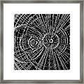 Circle Art Framed Print