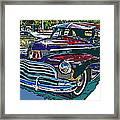 1946 Chevrolet Framed Print