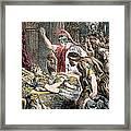 Antony & Cleopatra Framed Print
