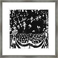 William Howard Taft Framed Print