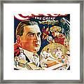 Carter The Great Framed Print