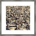 Marina Framed Print by Jeremy Woodhouse