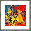 Wine Framed Print